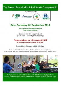 NRH Sports Championships 2014