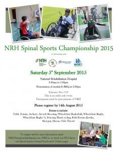 NRH Sports Championships 2015